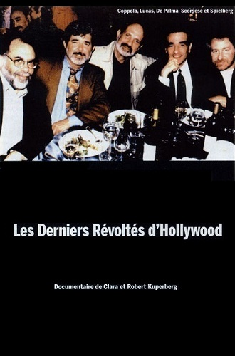 affiche du film Les derniers révoltés d'Hollywood