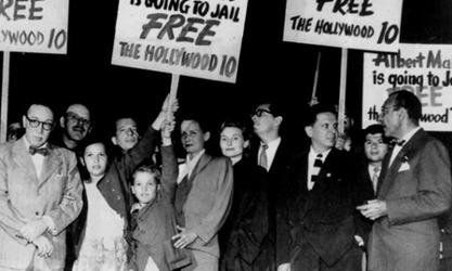 affiche du film Les Exilés d'Hollywood