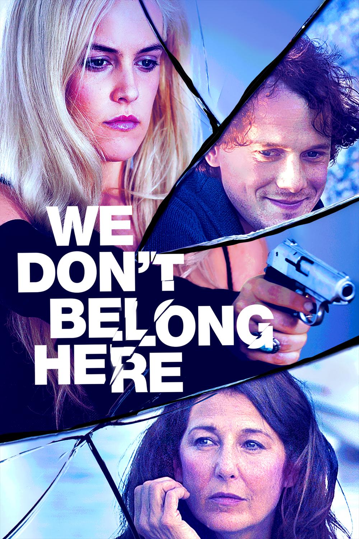 affiche du film Nous ne sommes pas d'ici