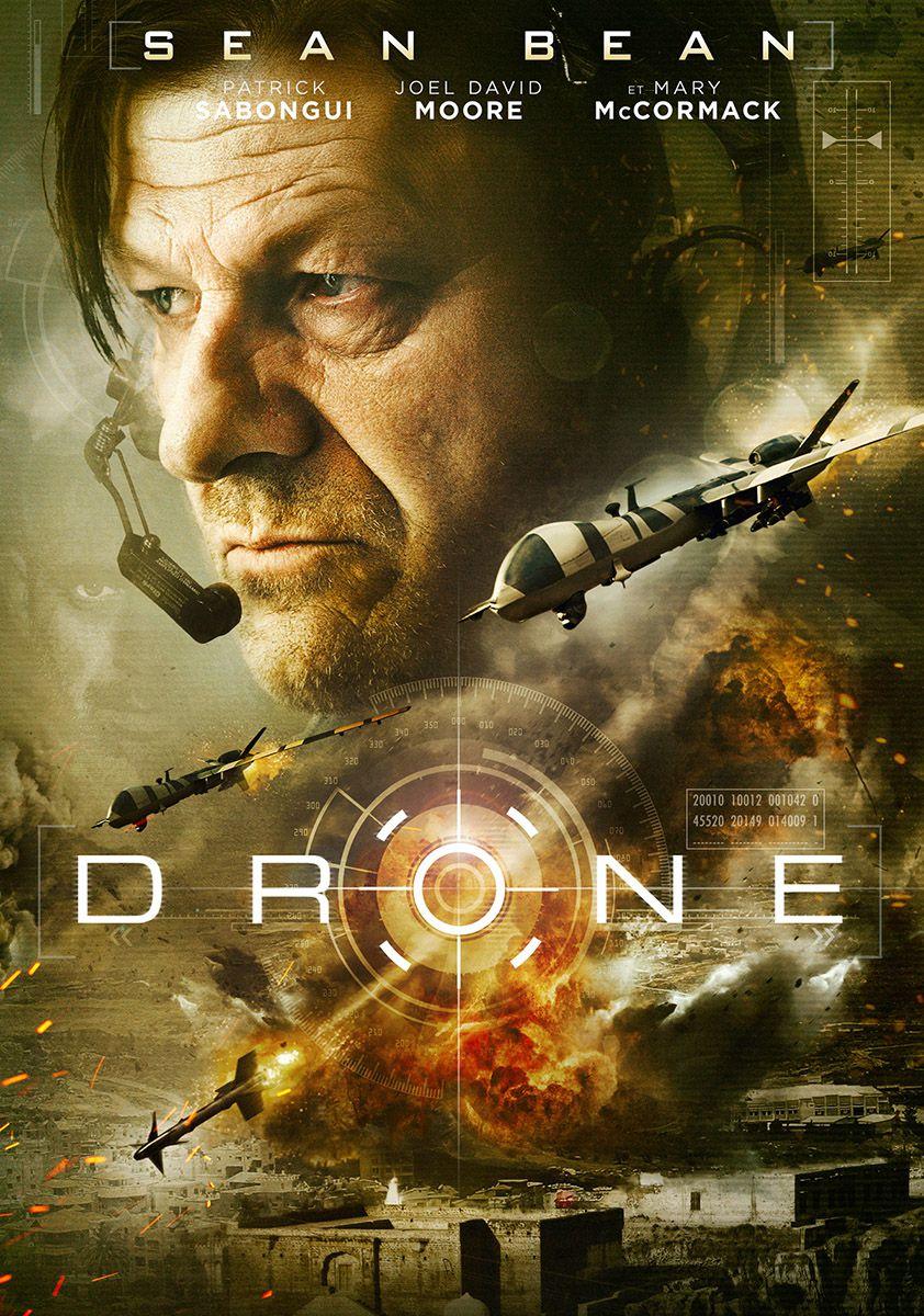 affiche du film Drone
