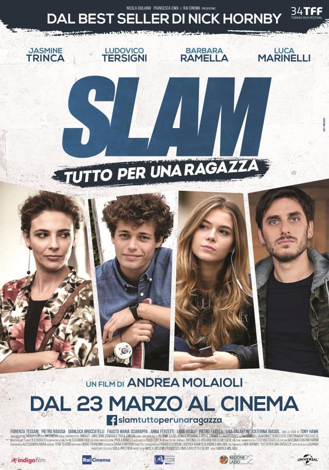 affiche du film Slam