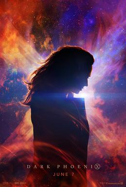 affiche du film X-Men: Dark Phoenix