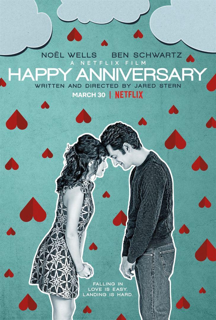 affiche du film Happy Anniversary (TV)