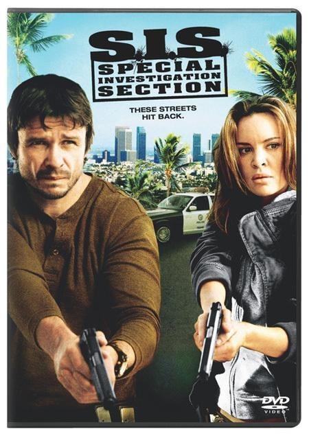 affiche du film S.I.S. Special Investigation Section