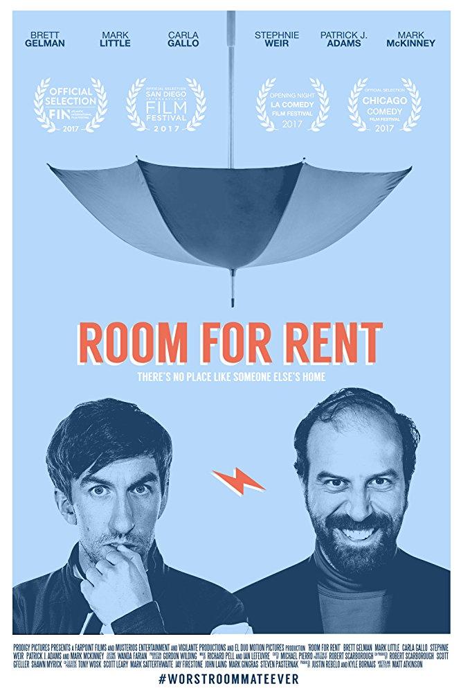 affiche du film Room for Rent