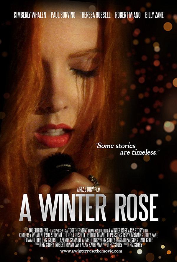 affiche du film A Winter Rose