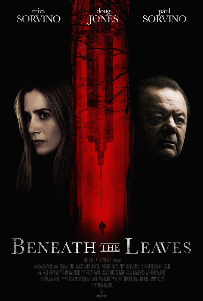 affiche du film Beneath the Leaves
