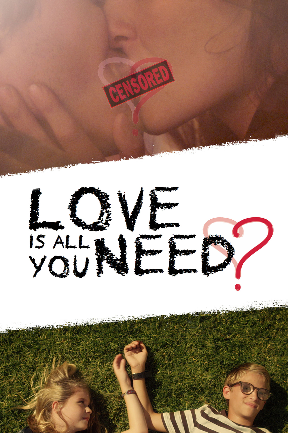 affiche du film Love Is All You Need?