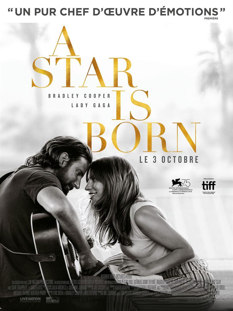 affiche du film A Star Is Born