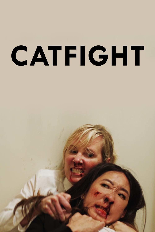 affiche du film Catfight
