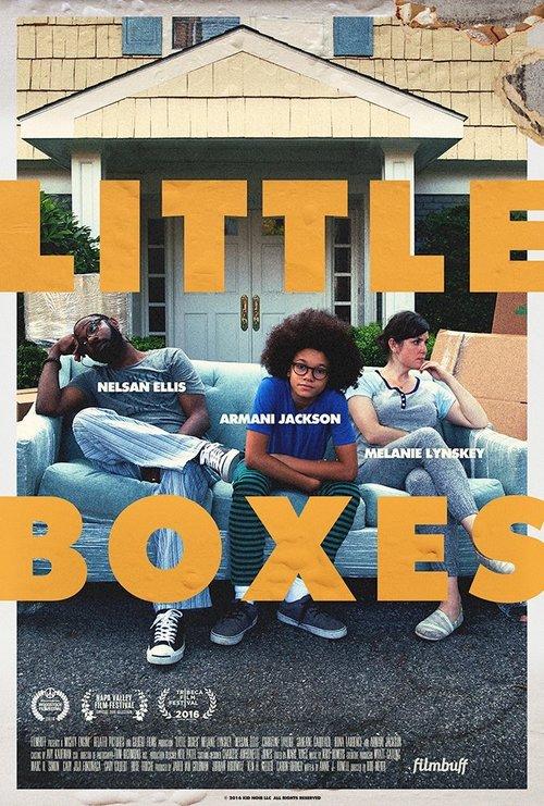 affiche du film Little Boxes
