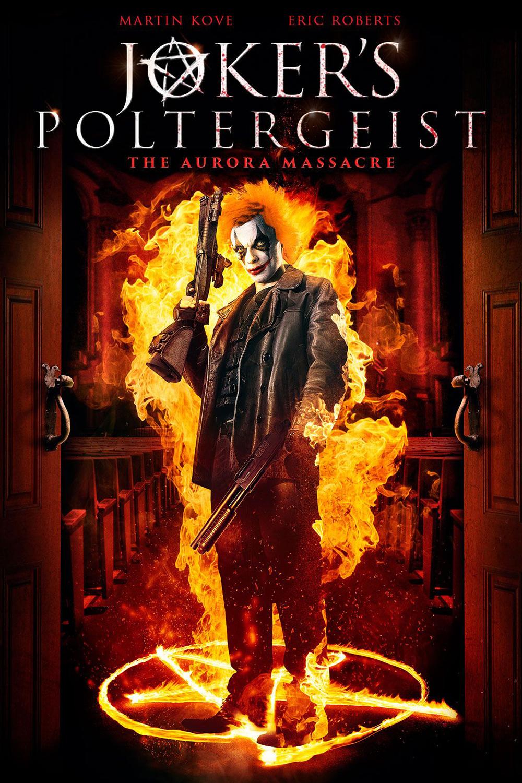 affiche du film Joker's Poltergeist