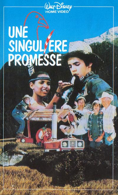 affiche du film Une singulière promesse (TV)
