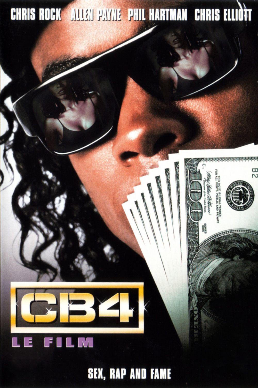 affiche du film CB4