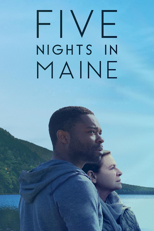 affiche du film Five Nights in Maine