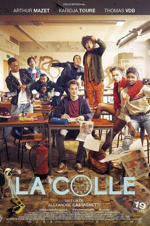 affiche du film La Colle