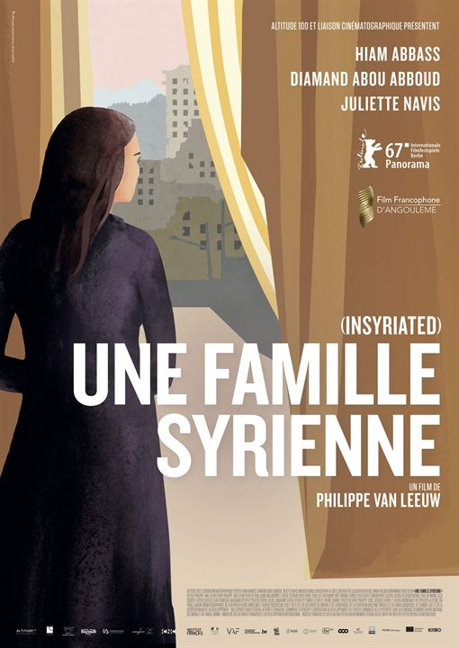 affiche du film Une famille syrienne