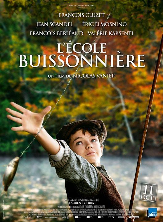 affiche du film L'École Buissonnière