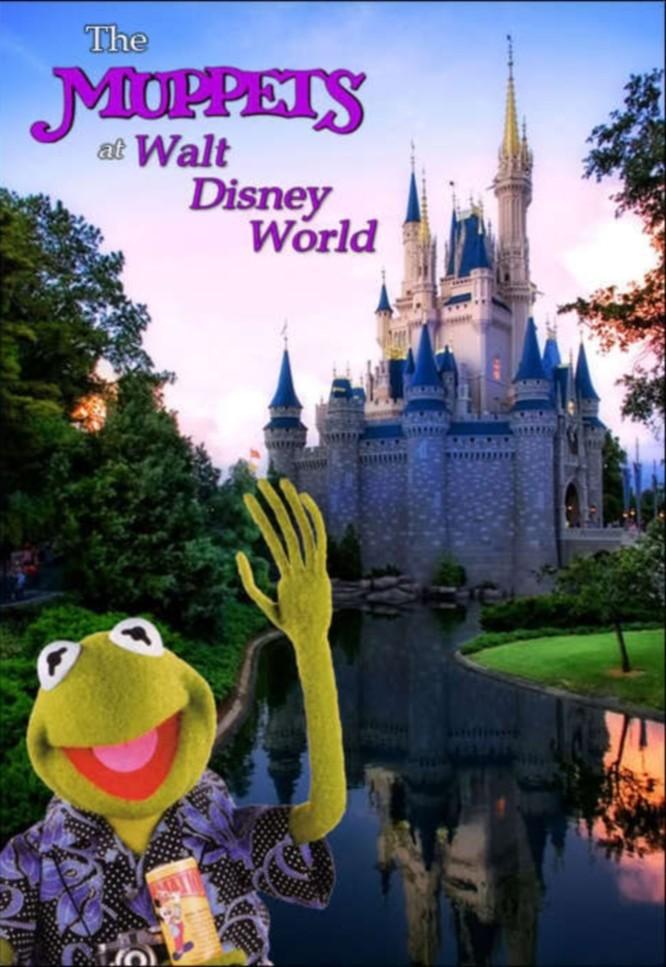 affiche du film The Muppets at Walt Disney World (TV)