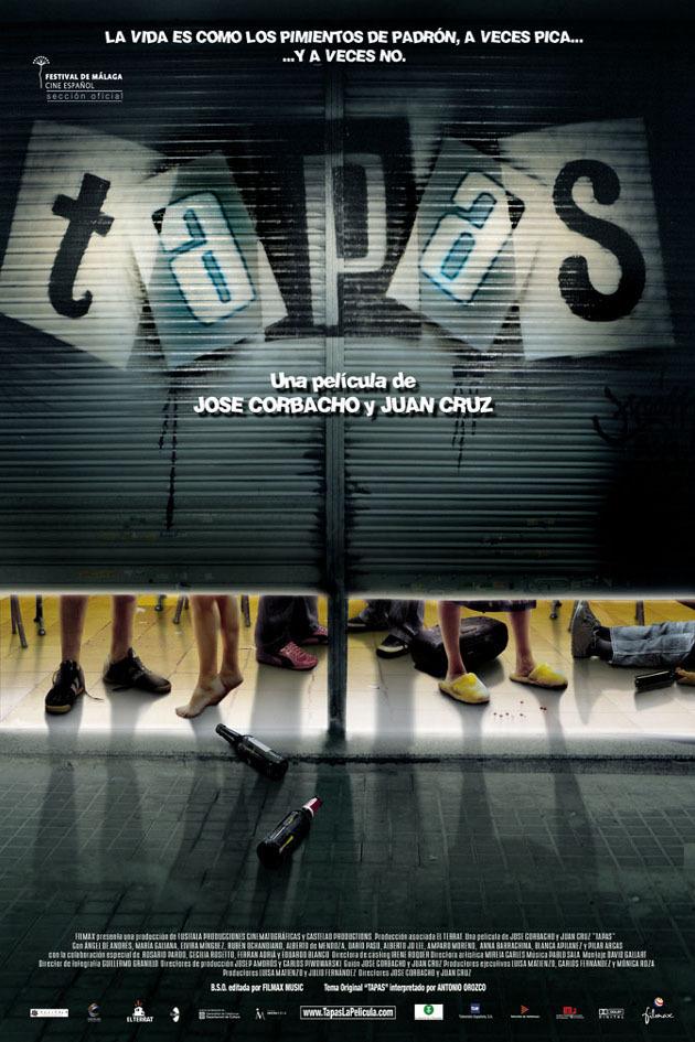 affiche du film Tapas
