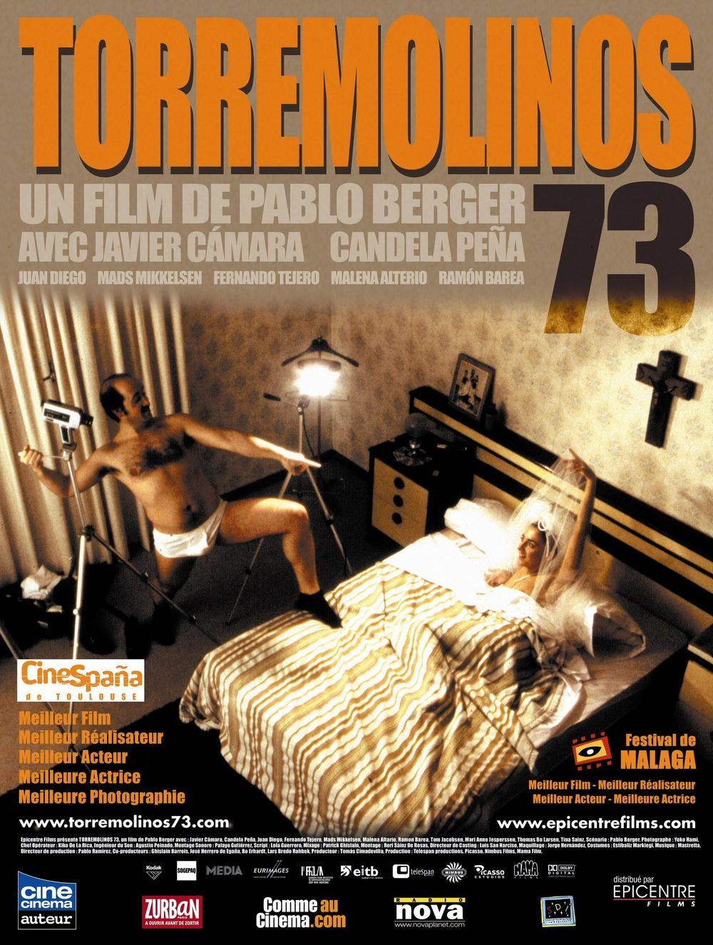 affiche du film Torremolinos, le strip-tease de ma copine