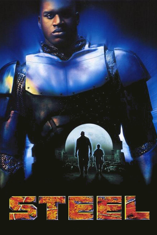 affiche du film Steel, le justicier d'acier