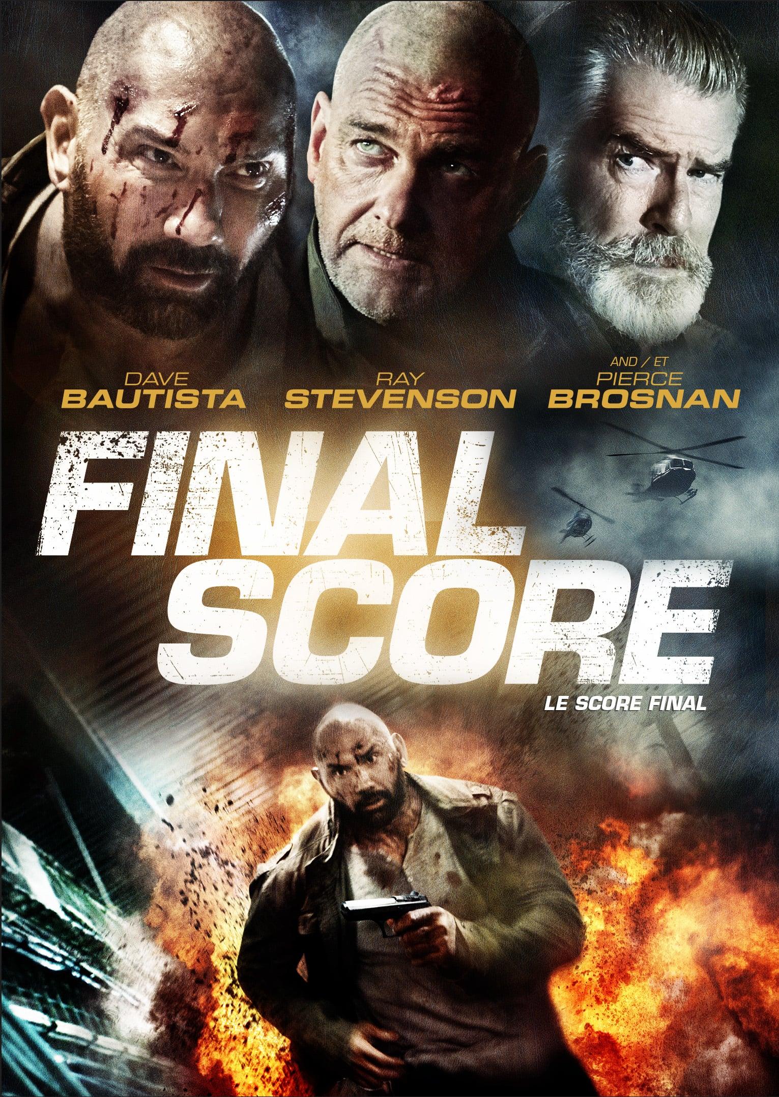 affiche du film Final Score