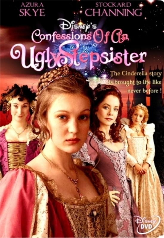 affiche du film Confessions of an Ugly Stepsister
