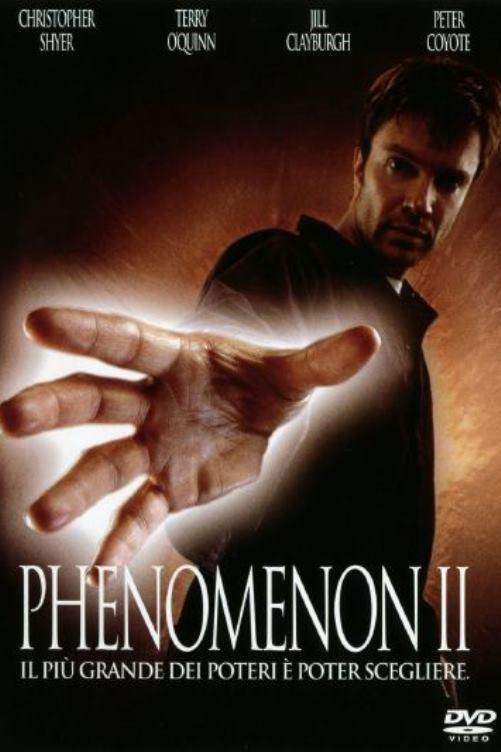 affiche du film Phénomènes (TV)