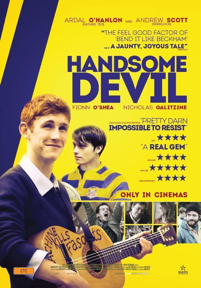 affiche du film Handsome Devil