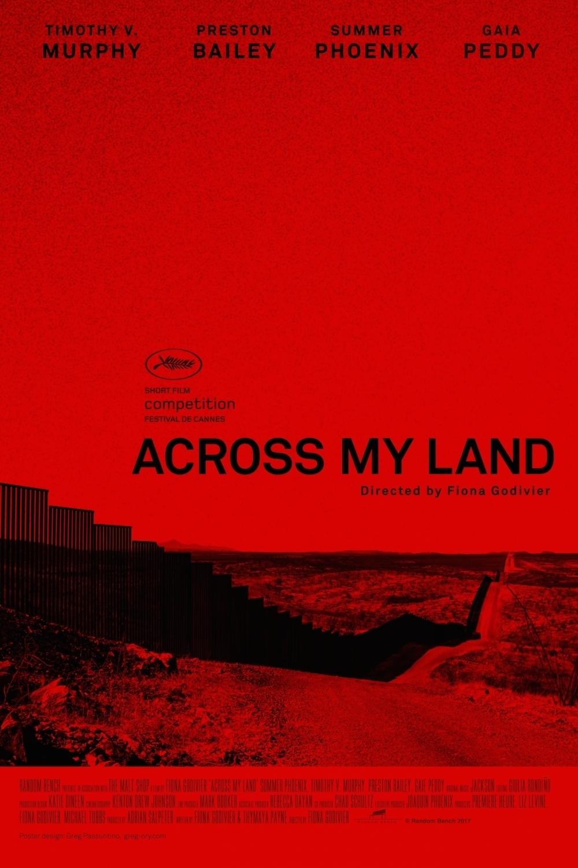 affiche du film Across My Land