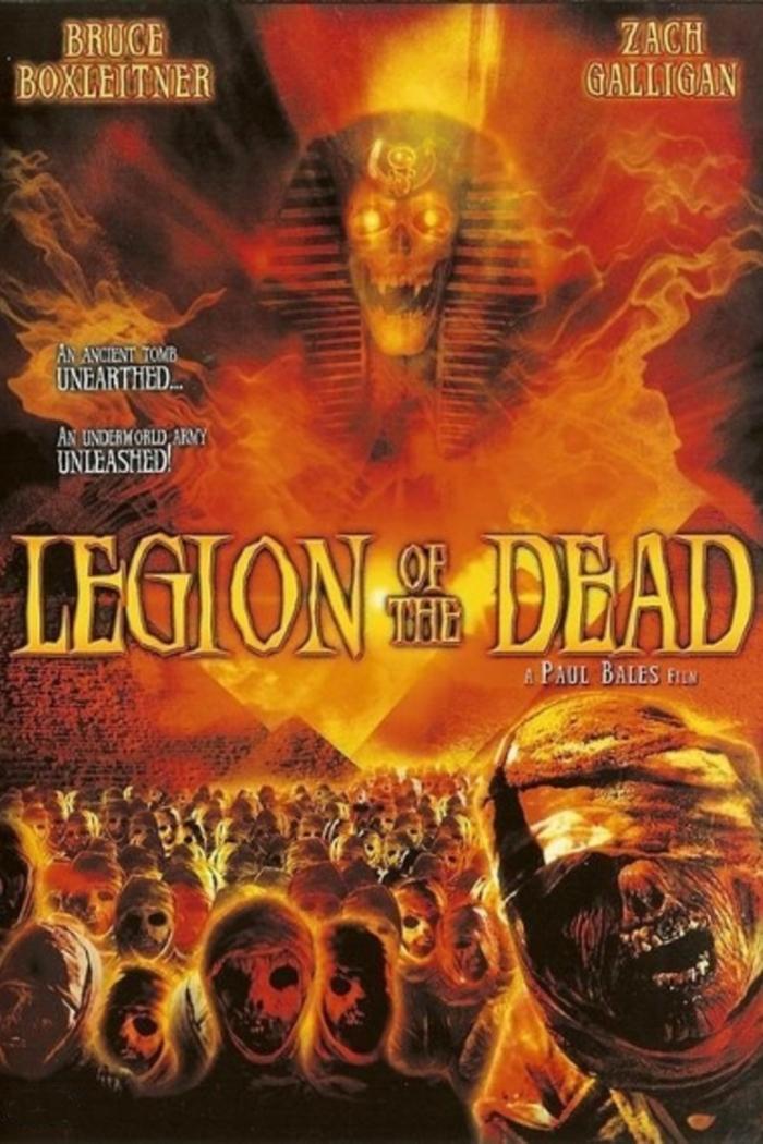 affiche du film Legion of the Dead