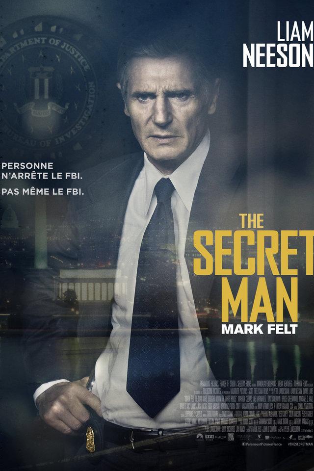 affiche du film The Secret Man: Mark Felt