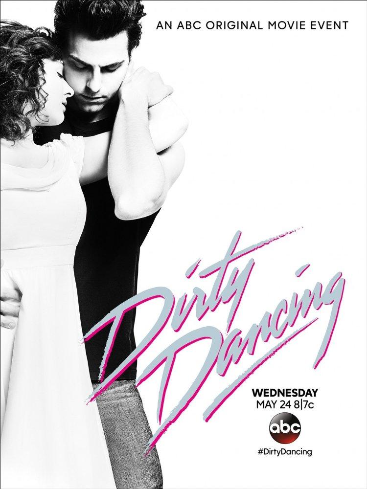 affiche du film Dirty Dancing (TV)