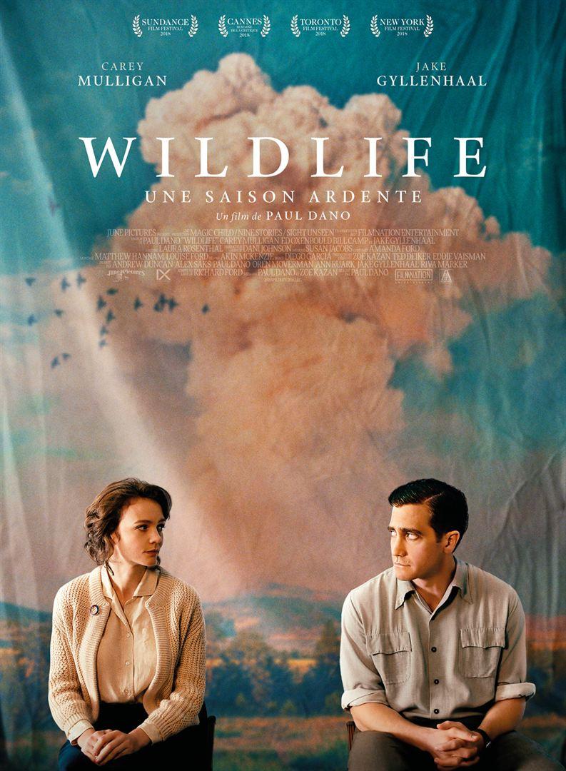 affiche du film Wildlife : Une saison ardente