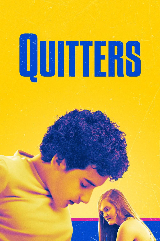affiche du film Quitters