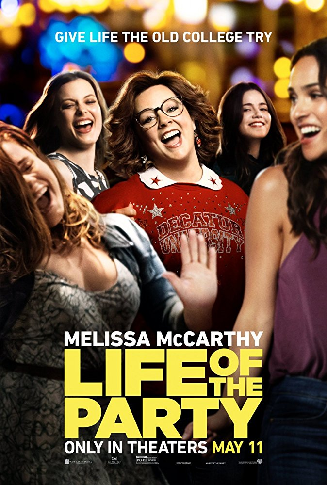 affiche du film Life of the Party