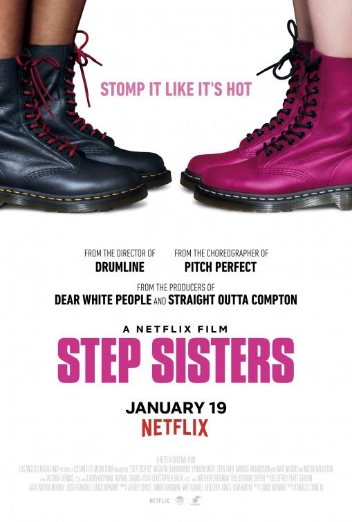 affiche du film Step Sisters
