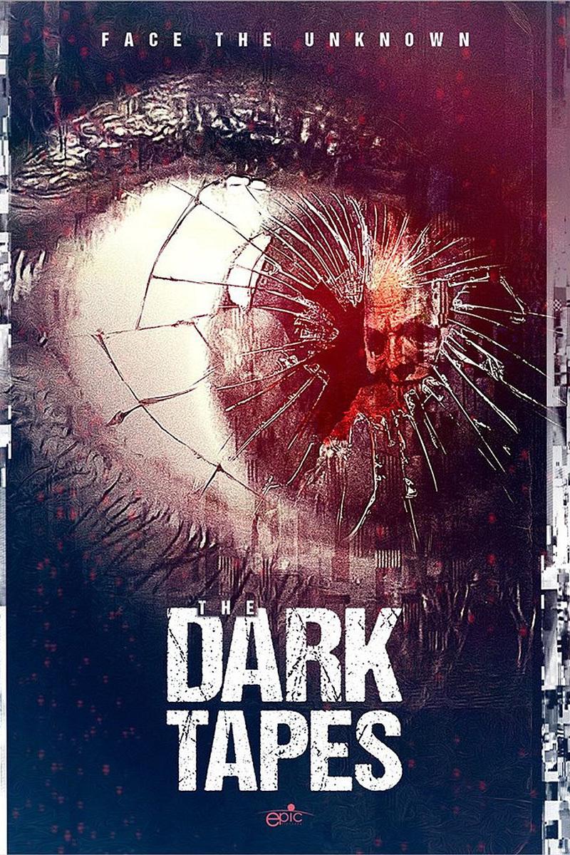 affiche du film The Dark Tapes