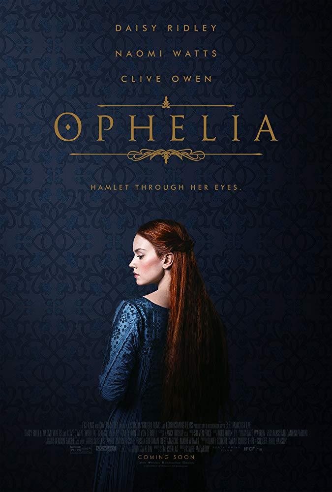 affiche du film Ophelia (2018)
