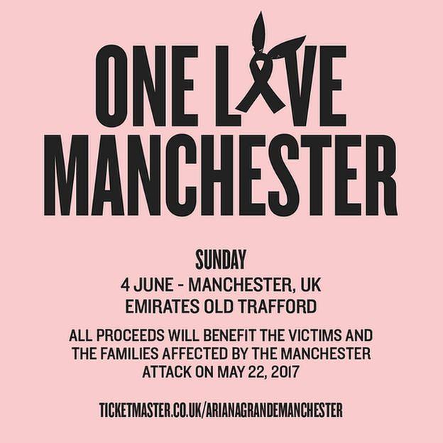 affiche du film One Love Manchester