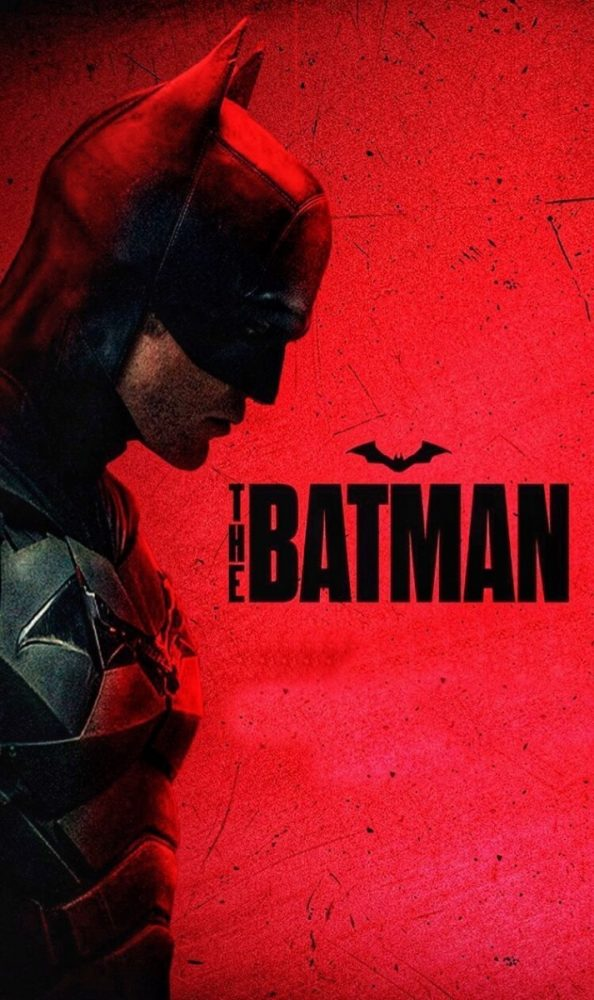 affiche du film The Batman