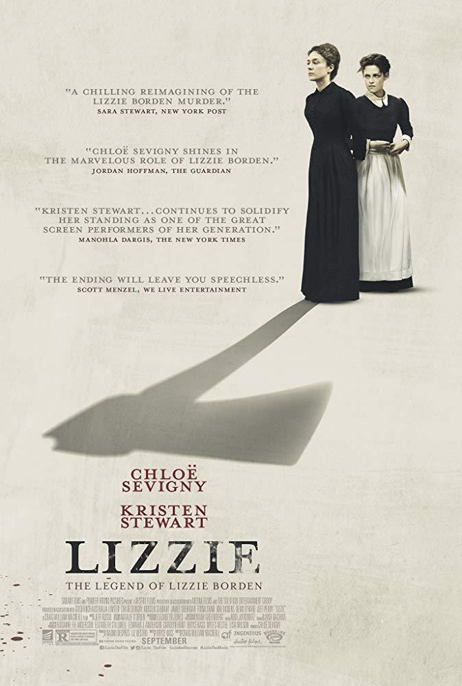 affiche du film Lizzie