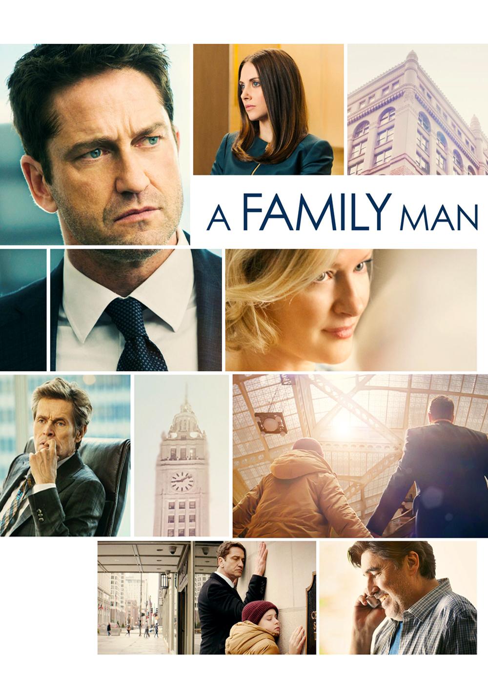 affiche du film A Family Man