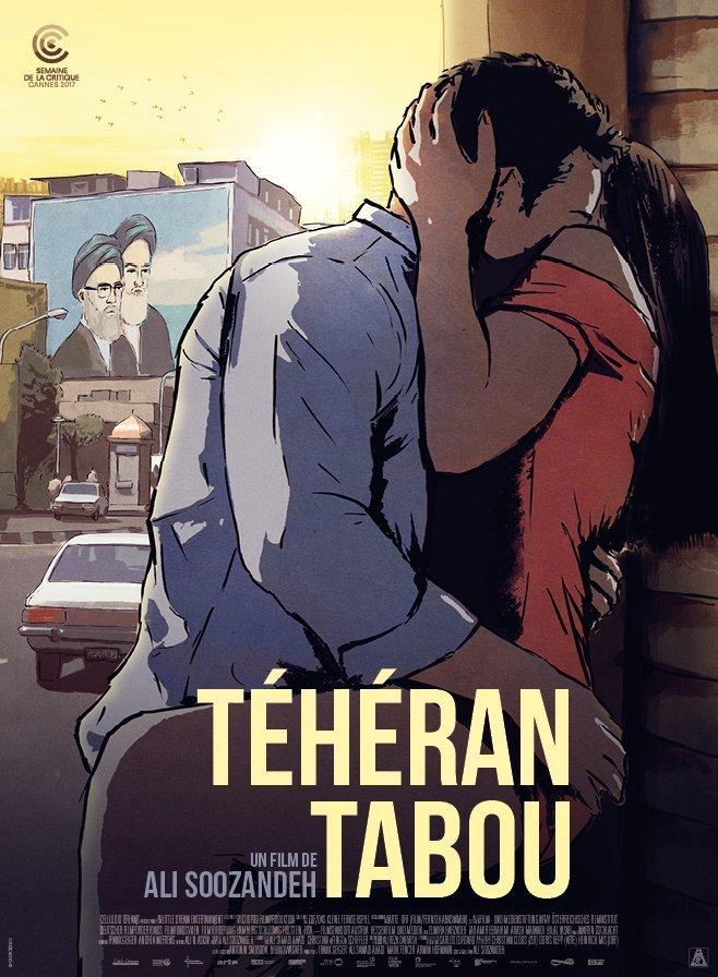affiche du film Teheran Tabou