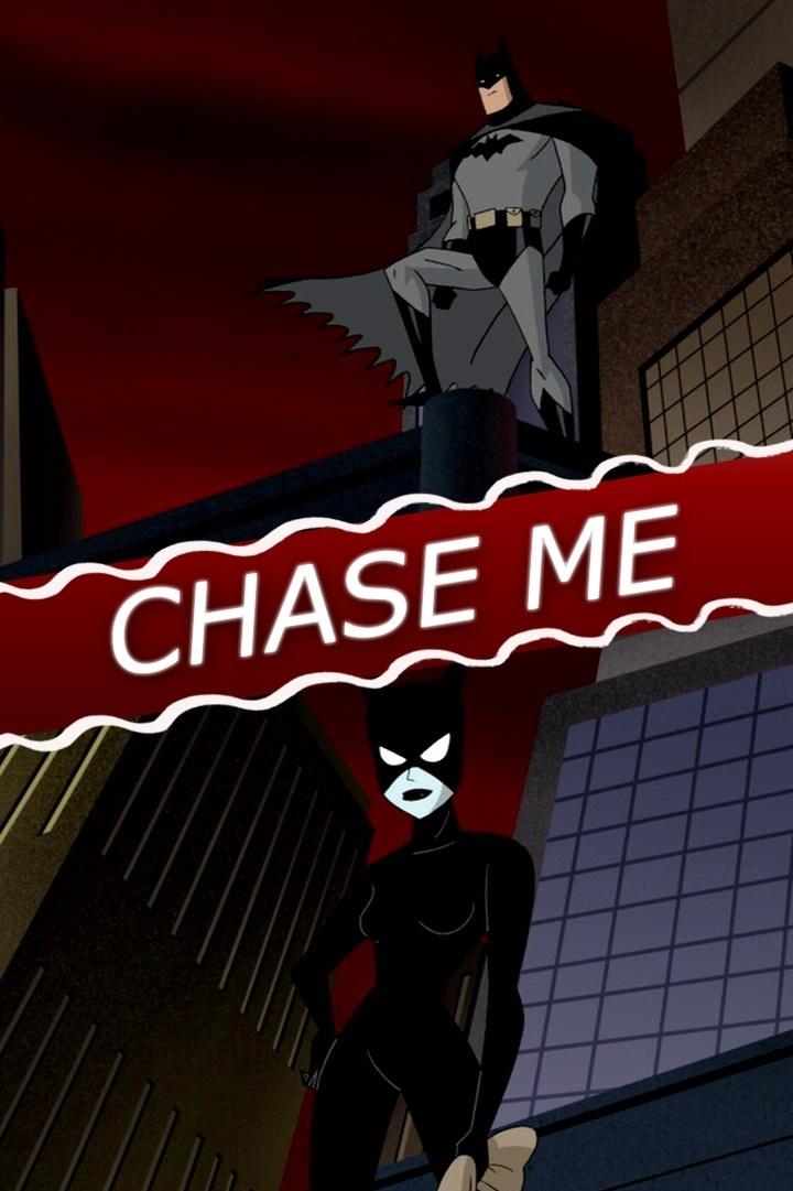 affiche du film Batman: Chase Me