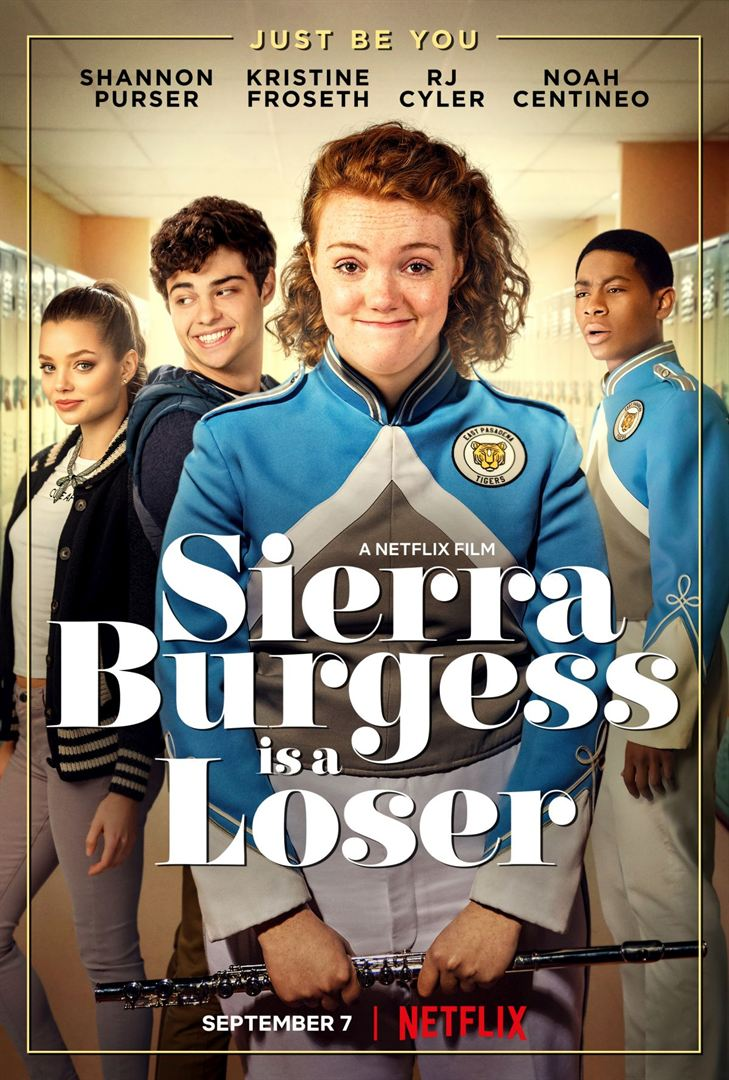 affiche du film Sierra Burgess Is a Loser