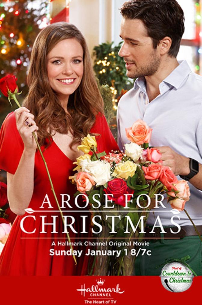 affiche du film Une rose pour Noël (TV)