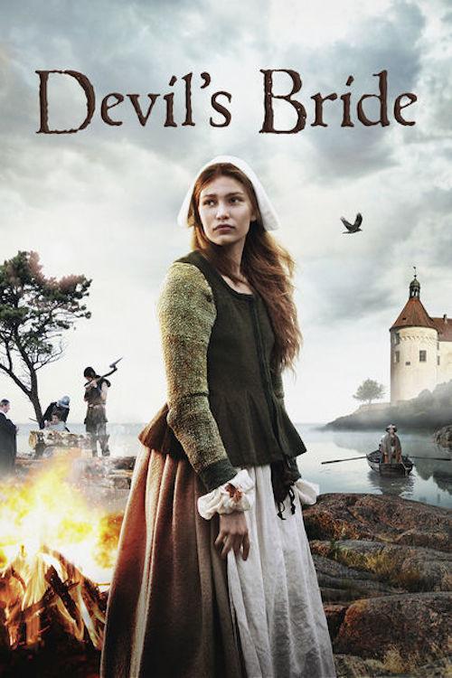 affiche du film La mariée du diable