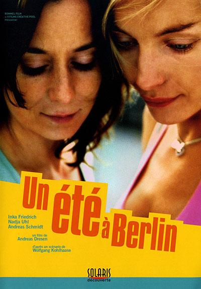 affiche du film Un été à Berlin